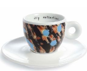 Illy collection 1996 Videogramma – Nam June Paik