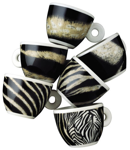 illy collection ZEBRA 1999 Roberta Pietrobelli