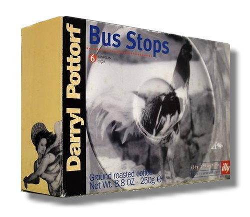 illy collection 1999 Bus Stops - Darryl Pottorf