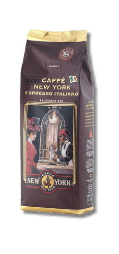 Caffè New York Extra XXXX in Bohnen, 250 Gramm