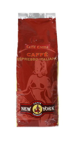 New York Super Crema in Bohnen, 1 kg