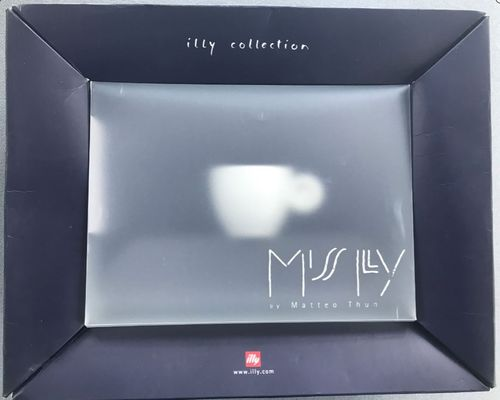 illy collection 2001, Miss illy, Einzeltasse