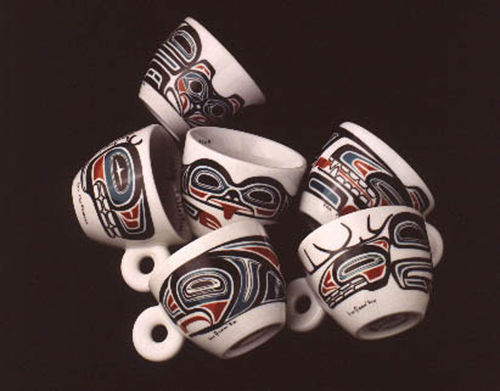 amici collection 1996 - Native American Art